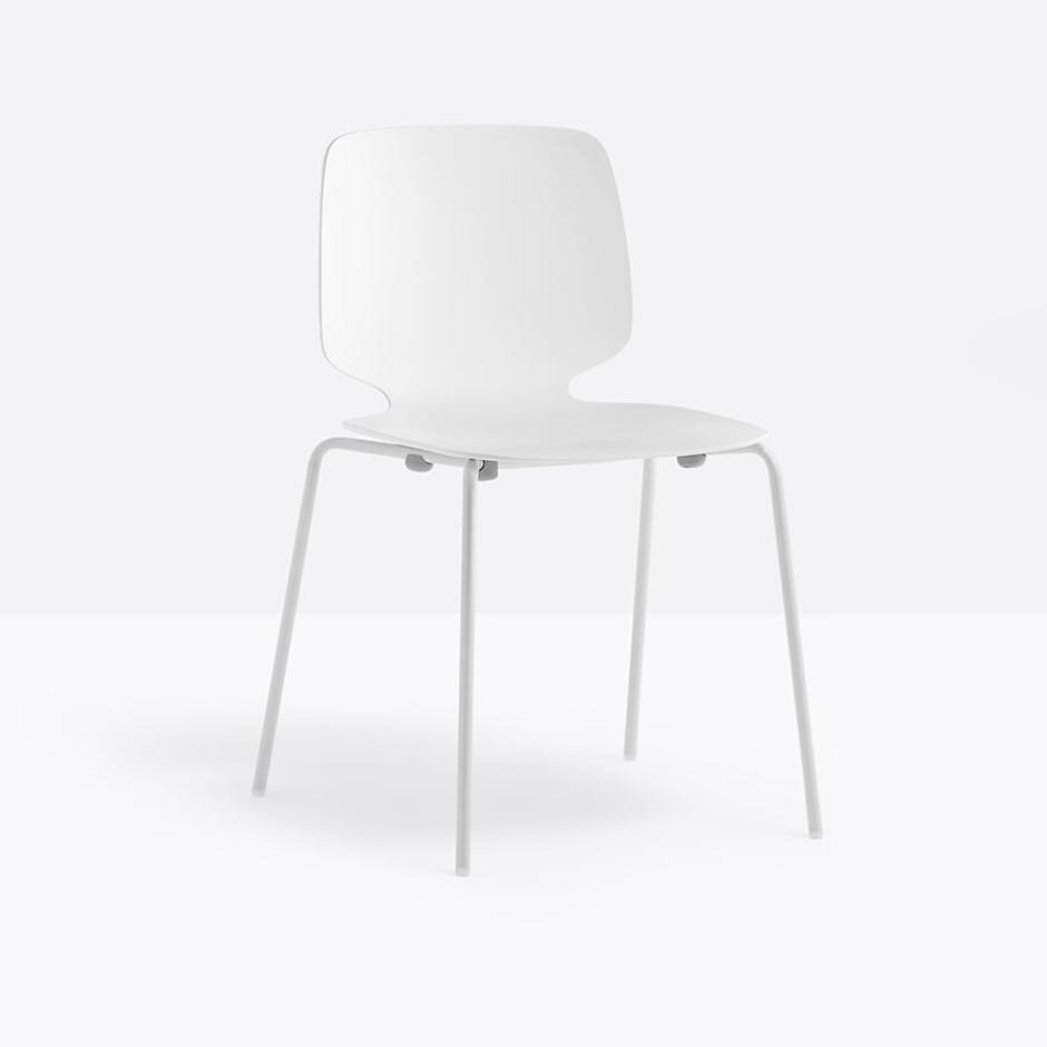 silla babila blanca