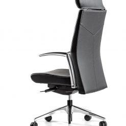 sillón kados brazos y bases de aluminio