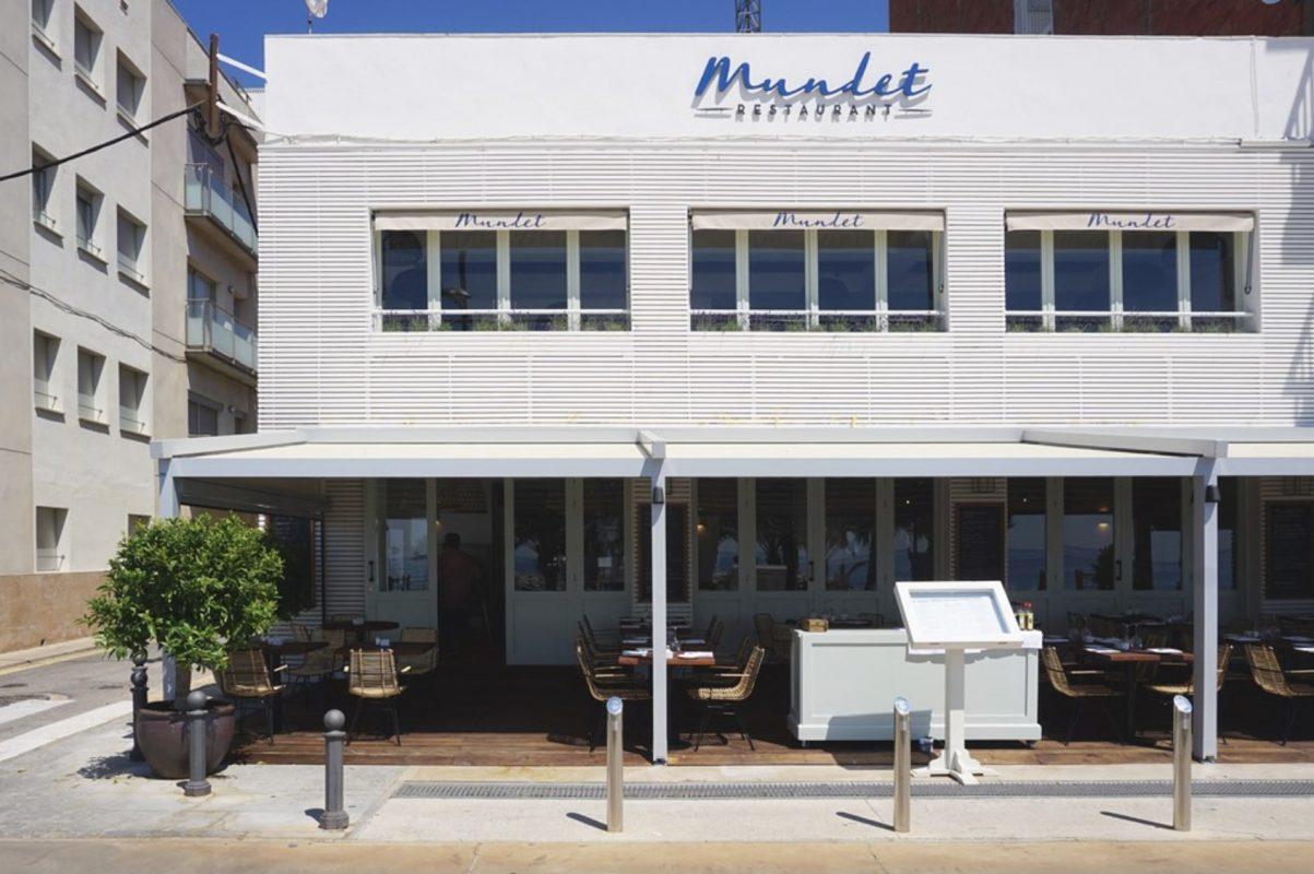 Restaurante Mundet proyecto Sit Down