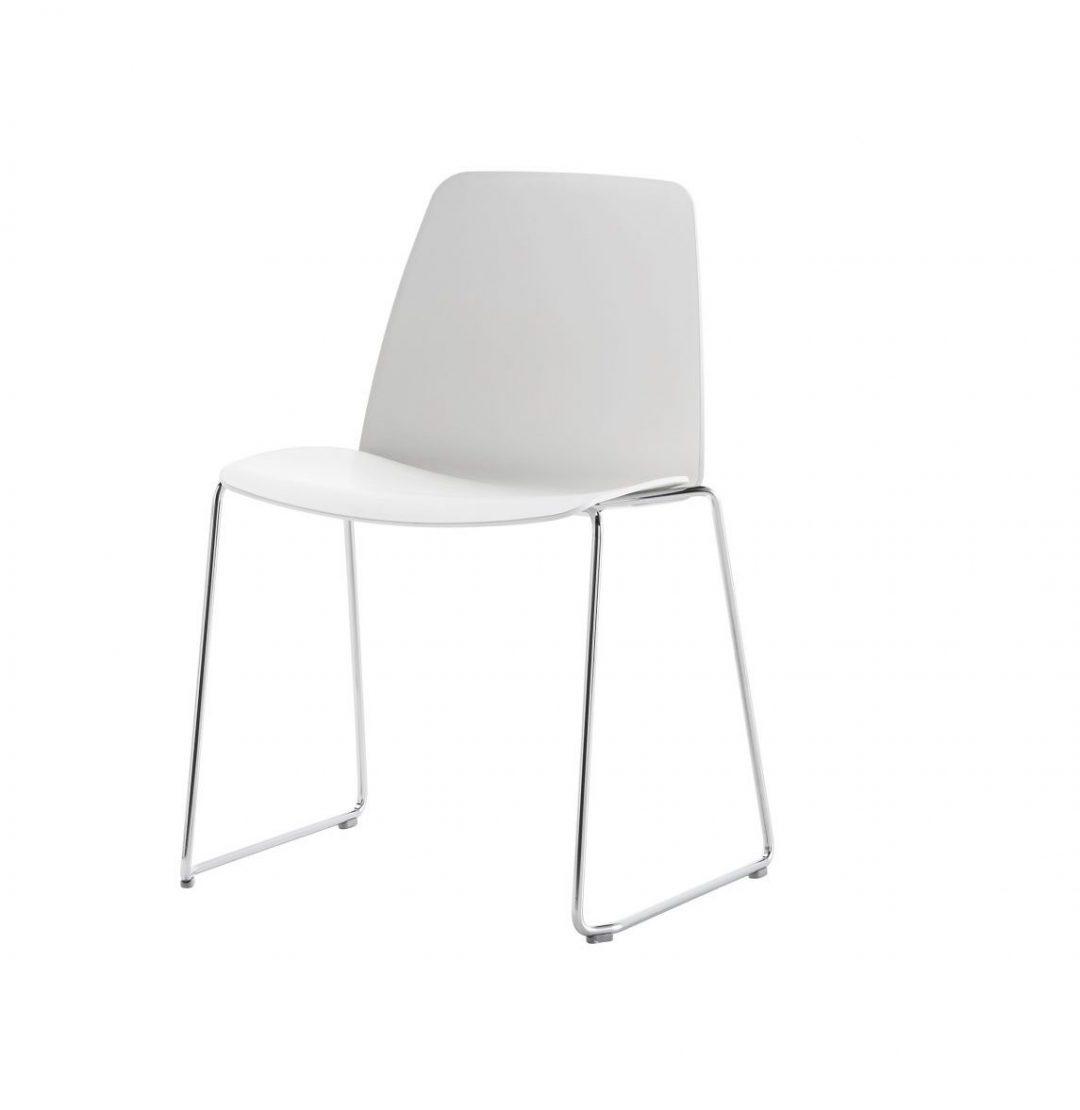 silla con base de varilla